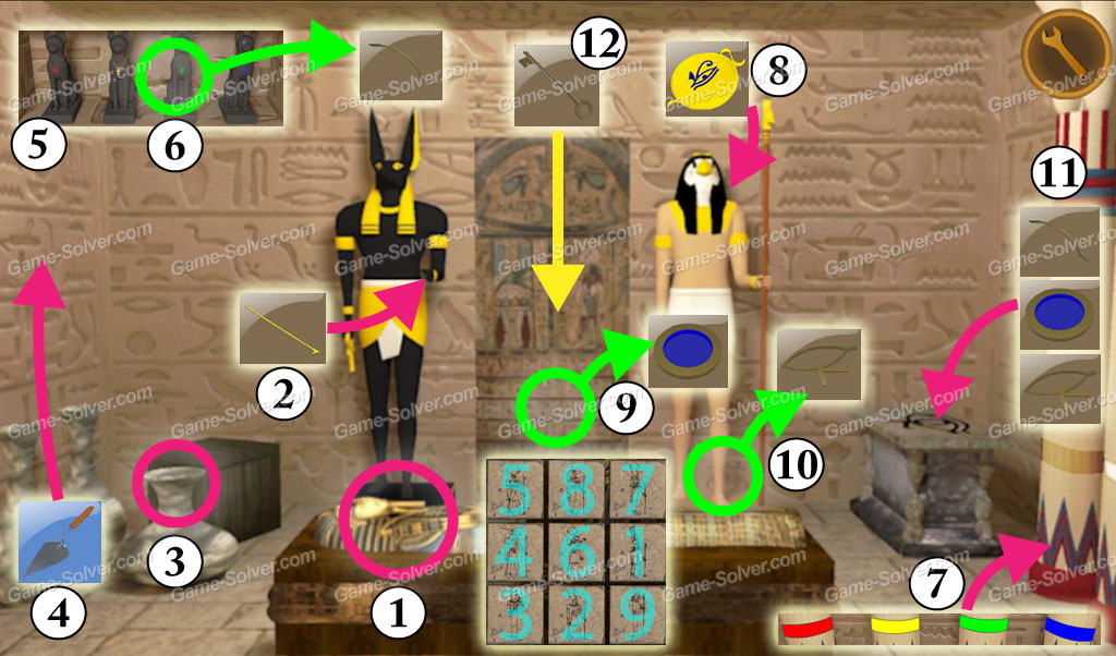Open doors to escape level 4