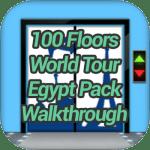100 Floors World Tour Egypt Pack Walkthrough