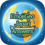 EmojiGeo Japan Answers