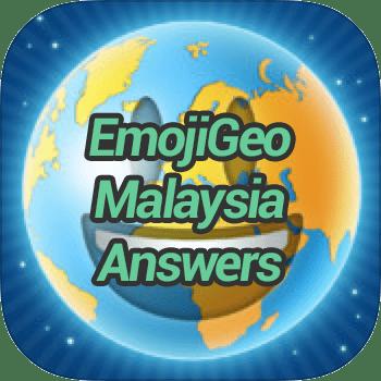 EmojiGeo Malaysia Answers
