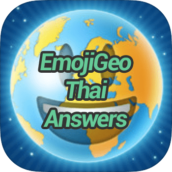 EmojiGeo Thai Answers