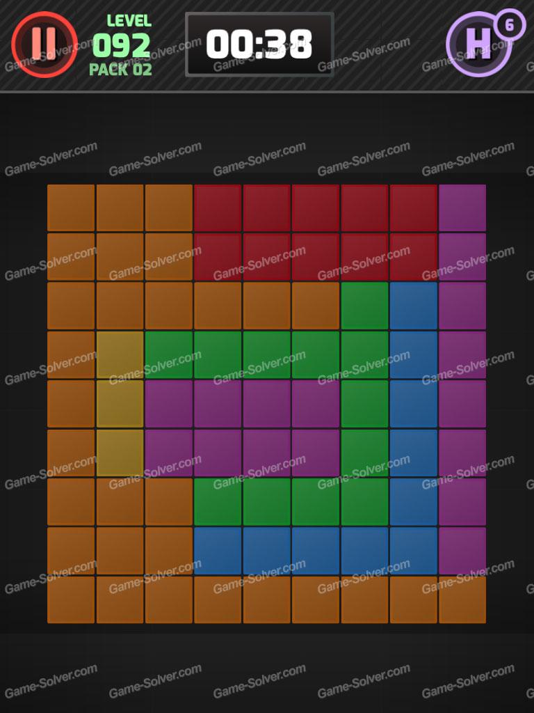 Color Flow Pack 2 Level 92