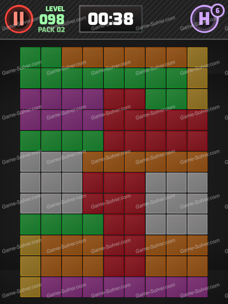 Color Flow Pack 2 Level 98