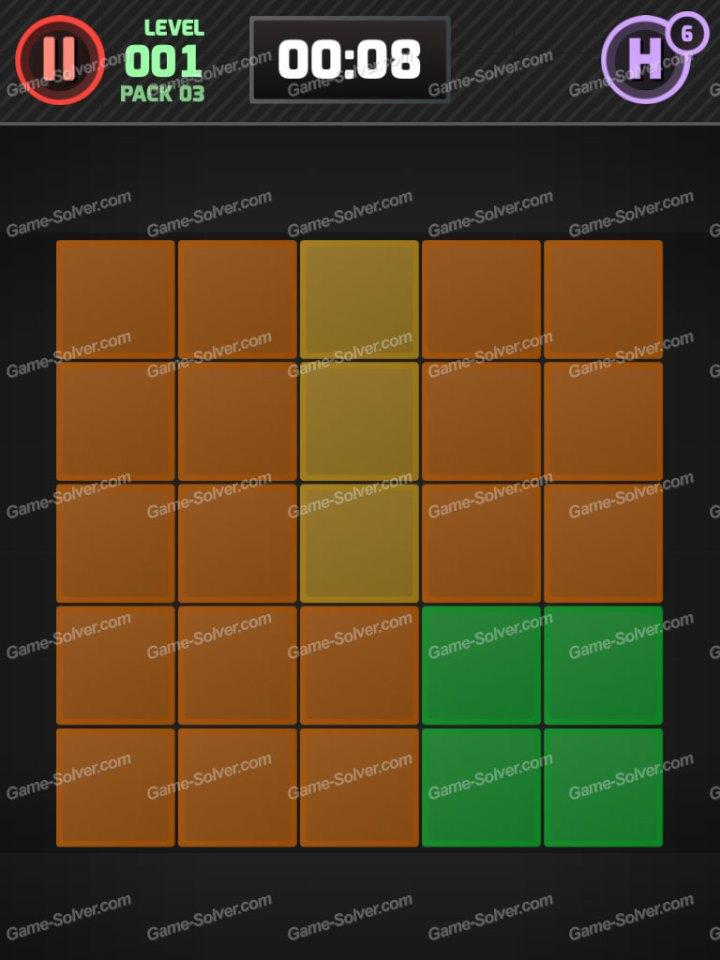 Color Flow Pack 3 Level 1
