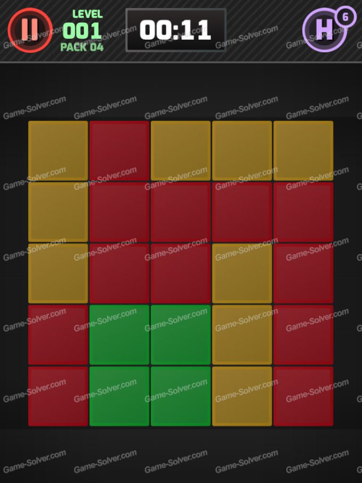 Color Flow Pack 4 Level 1