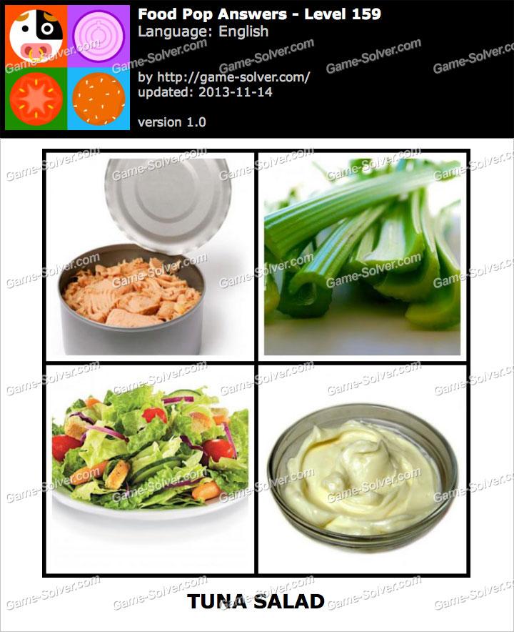 Food Pop Level 159