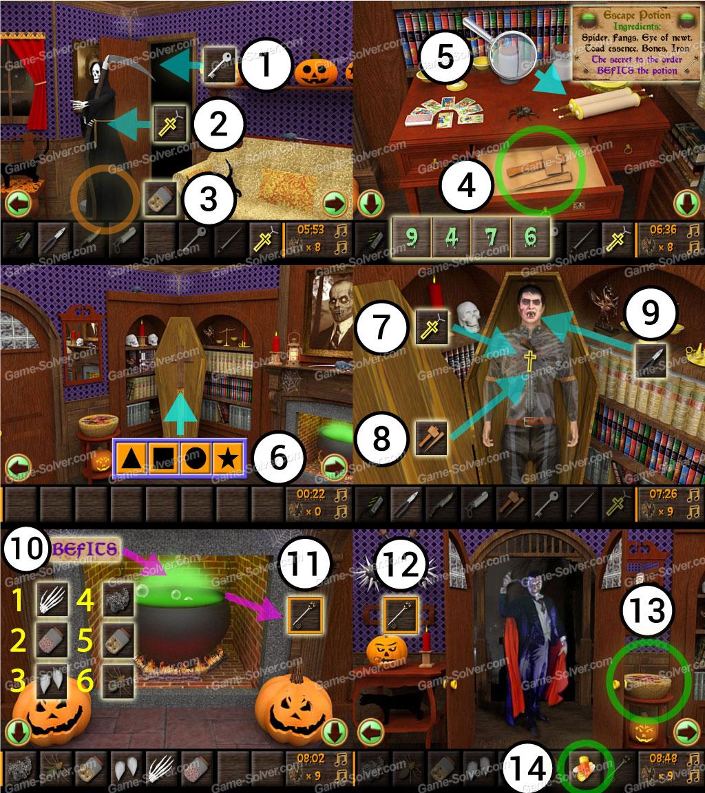 Haunted Halloween Escape Part 2