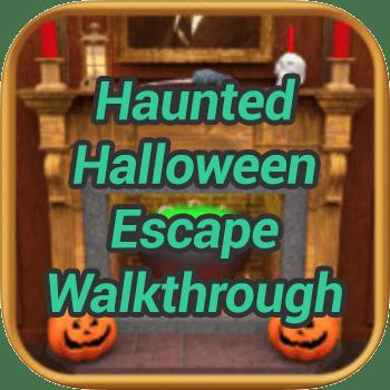 Haunted Halloween Escape Walkthrough
