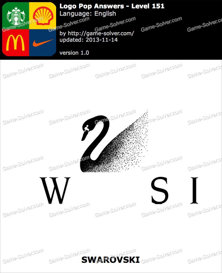 Logo Pop Level 151