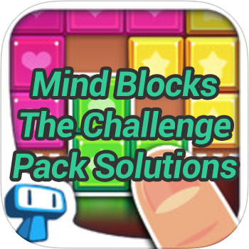 Mind Blocks The Challenge Pack Solutions
