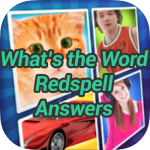 What's the Word Redspell Answers