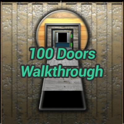 100 Doors Level 81 Game Solver