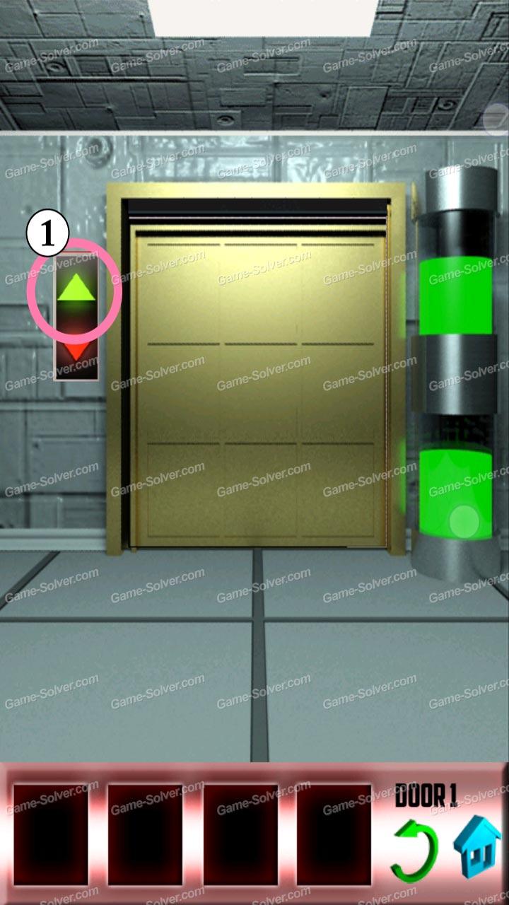 100 Doors X Level 1