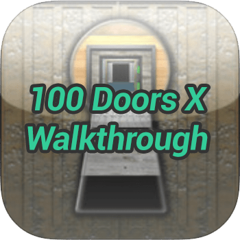 100 Doors X Walkthrough