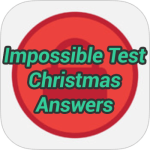 Impossible Test Christmas Answers