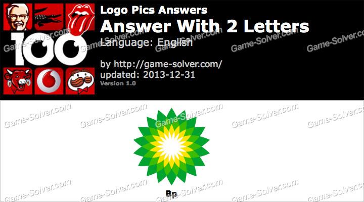 Logo Pics 2 Letters
