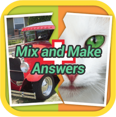 Mix and Make Answers