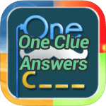 One Clue Answers