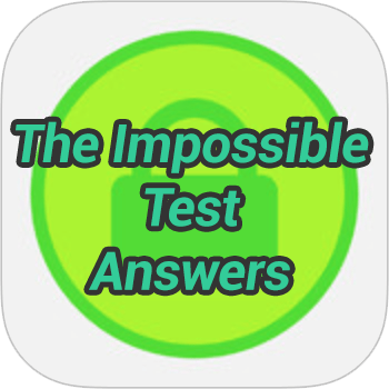 The Impossible Test Answers