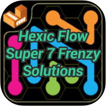 Hexic Flow Super 7 Frenzy Solutions