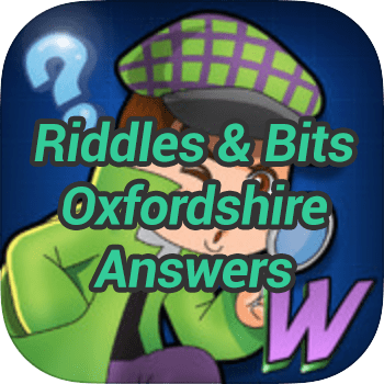 Riddles and Bits Oxfordshire Answers