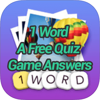 1 Word A Free Quiz Game Answers