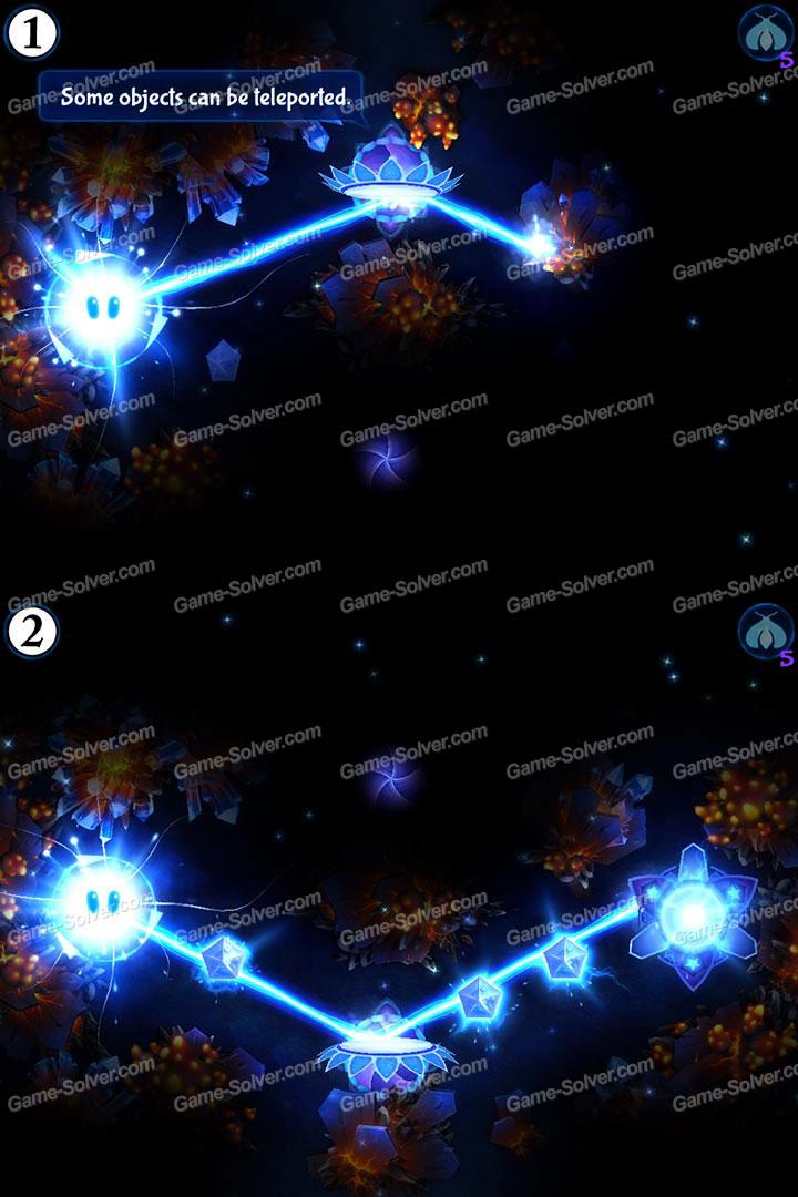 God Of Light World 2 Level 1 Solutions