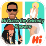 Hi Guess The Celebrity Answers