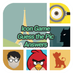 Icon Game Guess The Pic Answers