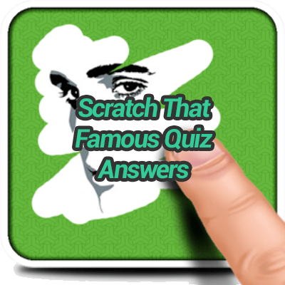 Scratch That Famous Quiz Answers
