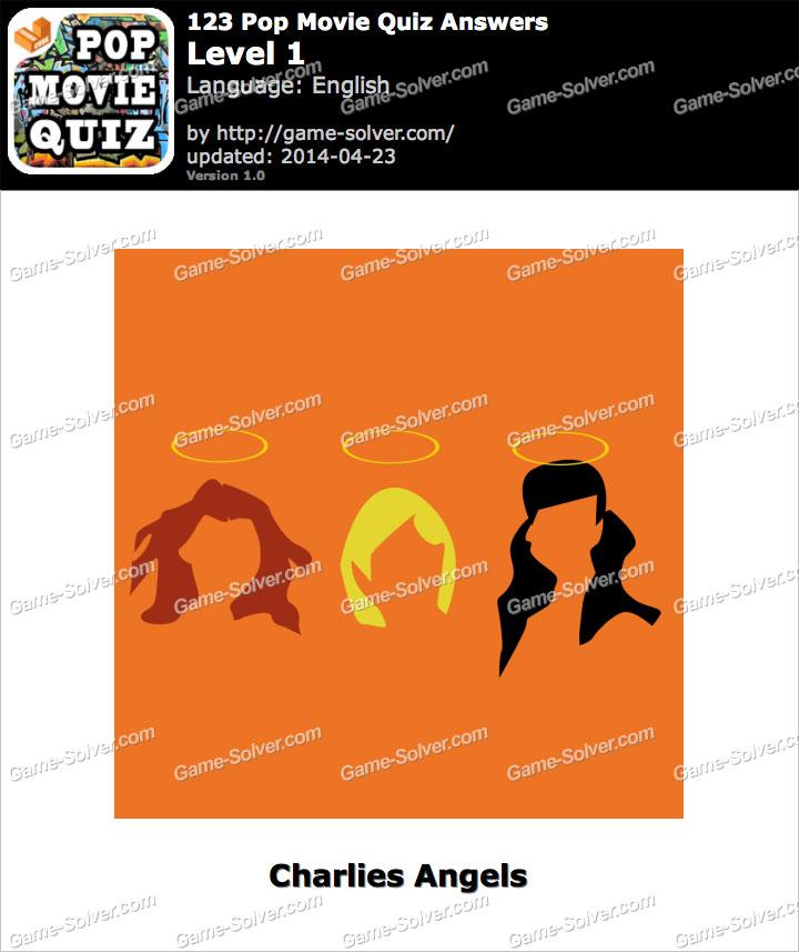 123 Pop Movie Quiz Level 1
