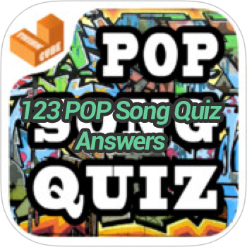 123 Pop Song Quiz Answers