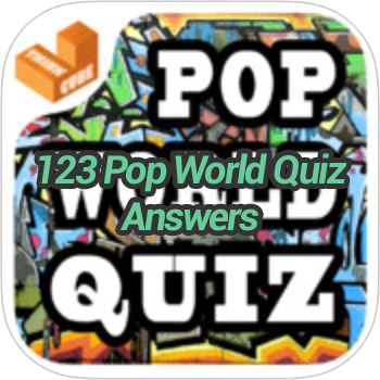 123 Pop World Quiz Answers