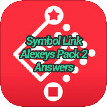 Symbol Link Alexeys Pack 2 Answers