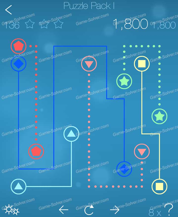 Symbol Link Puzzle Pack 1 Level 136