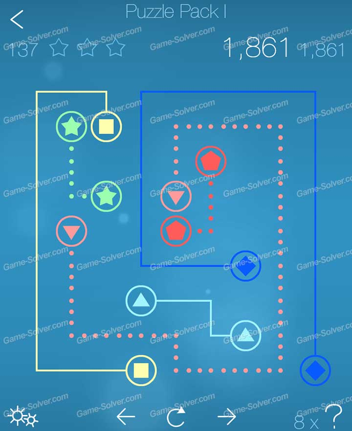 Symbol Link Puzzle Pack 1 Level 137