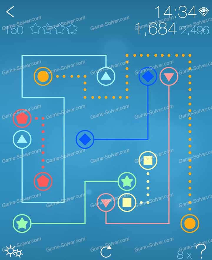 Symbol Link Puzzle Pack 1 Level 150