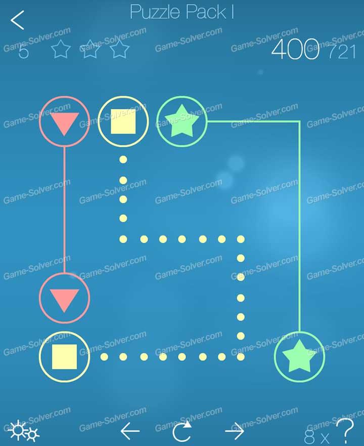 Symbol Link Puzzle Pack 1 Level 5