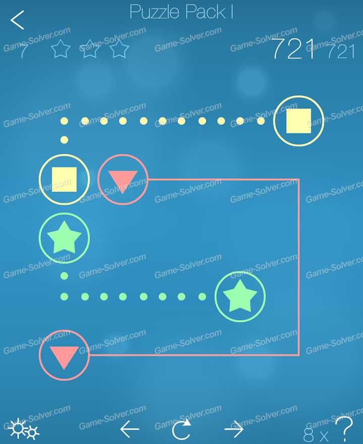 Symbol Link Puzzle Pack 1 Level 7