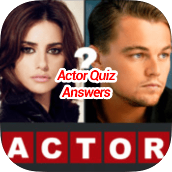 Actor Quiz Answers