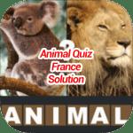 Animal Quiz France Solution