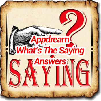 Appdreamz Whats The Saying Answers