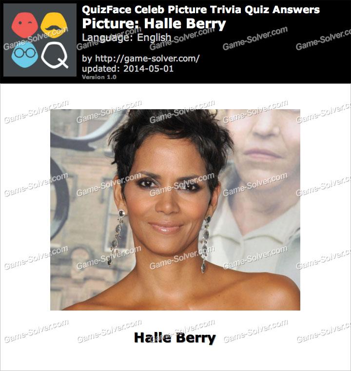 QuizFace Level Halle Berry