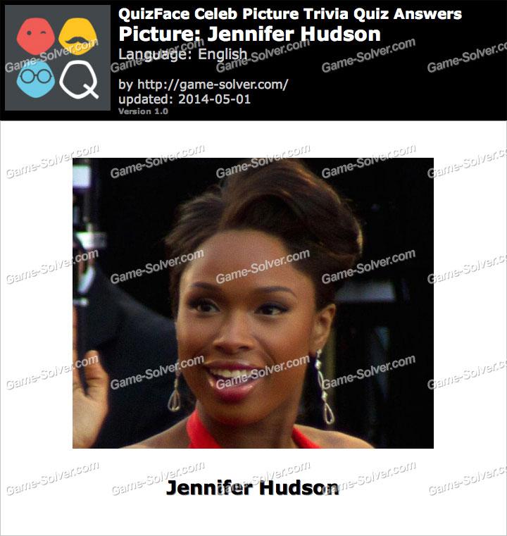 QuizFace Level Jennifer Hudson