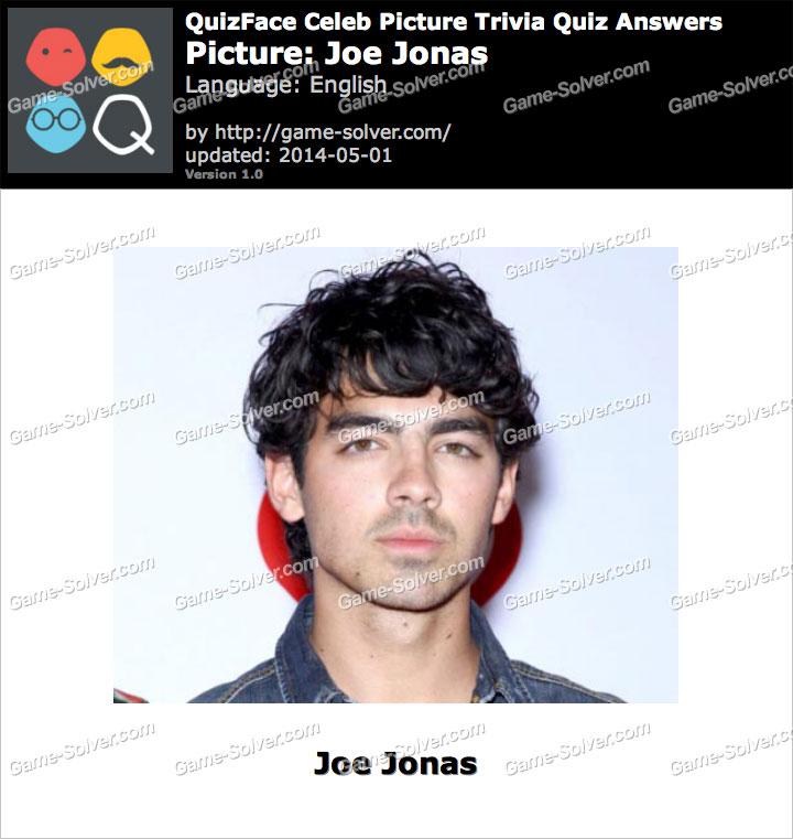 QuizFace Level Joe Jonas