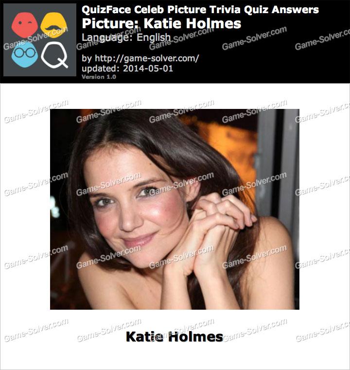 QuizFace Level Katie Holmes