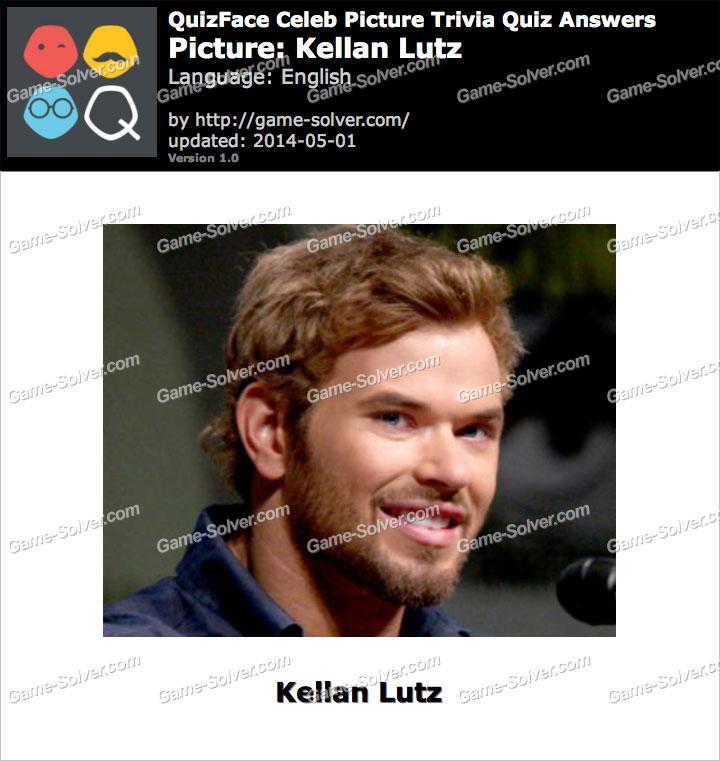 QuizFace Level Kellan Lutz