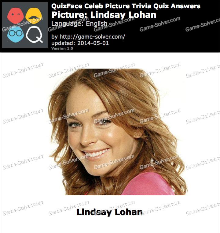 QuizFace Level Lindsay Lohan