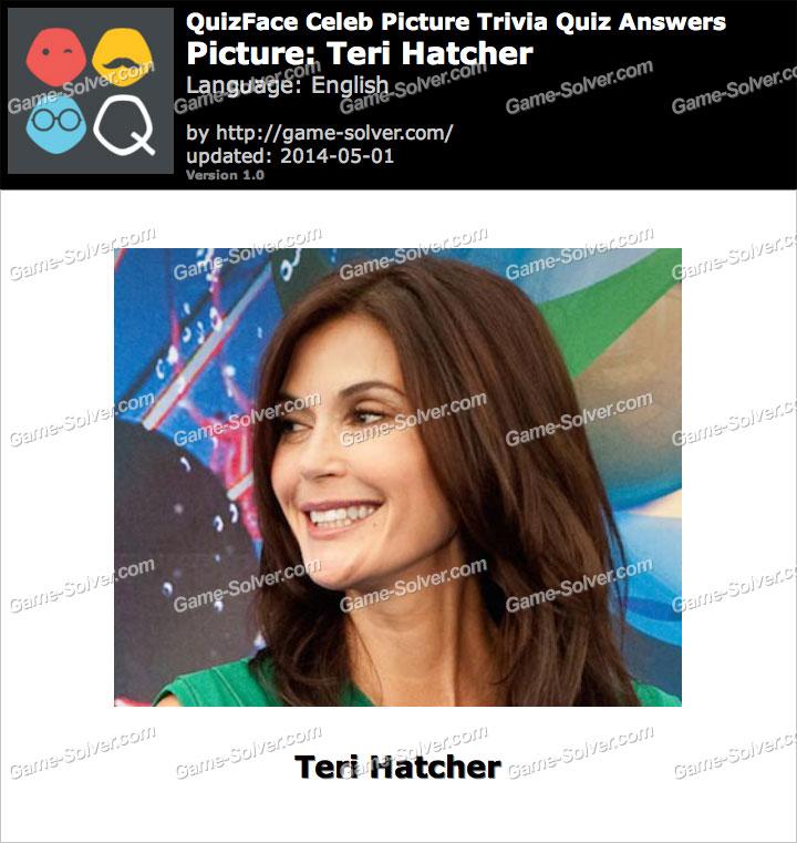 QuizFace Level Teri Hatcher