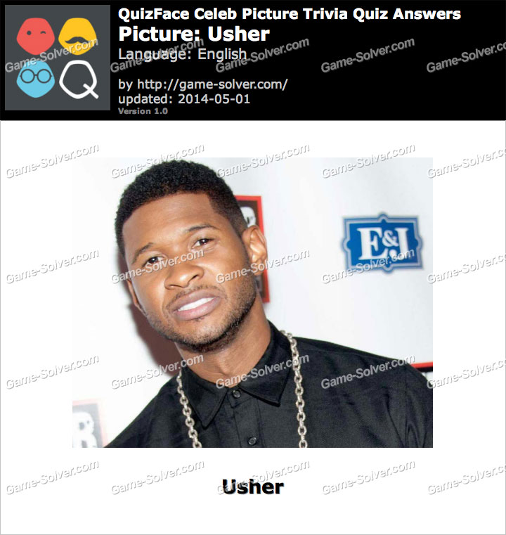 QuizFace Level Usher